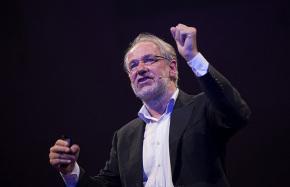 Initiator Professor Jan Jonker