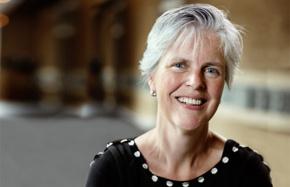 Annemiek Traag spreekt over Gelders Milieubeleid