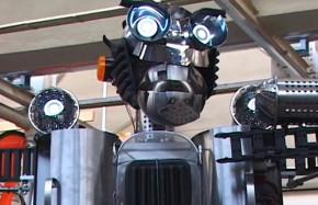 Jules filmt Robots en race